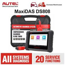 Autel MaxiDAS DS808 Car Automotive OBD2 Diagnostic Scan Tool IMMO Key Program