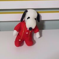 SNOOPY PEANUTS WHITMANS CHOCOLATE PROMOTIONAL TOY SOFT TOY PLUSH TOY 16CM TALL!