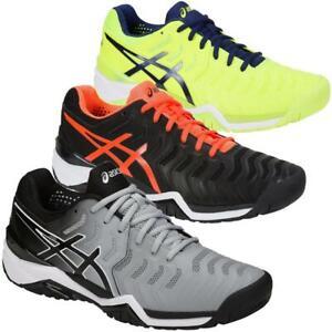 Asics Gel-Resolution 7 All Court Herren Tennisschuhe Tennis Schuhe Sportschuhe