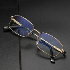 Ultralight memory Full-rim Anti blue ray Progressive Multifocal reading/distance