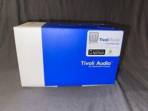BRAND NEW TIVOLI AUDIO BLUCON Bluetooth Wireless Receiver BCWWT Wood Finish
