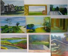 Farm and Countryside Paintings, Artist Signed Lot 317