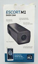 Escort M1 Dash Camera 1080p G-Sensor Loop Recording 00100671 In Box Good Shape