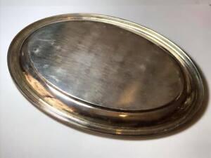 European 800 Silver Tray