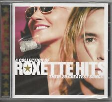 ROXETTE - A collection of Roxette hits their 20 greatest songs - CD 2006 SEALED