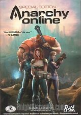 ANARCHY ONLINE SPECIAL EDITION Online RPG PC Game - Rare Vintage MMO Collectable