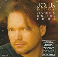 John Berry | CD | Standing on the edge (1993-95, US)