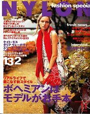 Nylon Magazine Japan November 2005 No. 18 Fashion