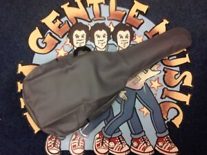 LIGHT WEIGHT BAG FOR ELECTRIC or CLASSIC NYLON STRUNG ACOUSTIC GUITAR