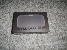 SAMSUNG LEVEL BOX SLIM Bluthooth Powerbank Lautsprecher Schwarz NEU OVP