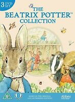The Beatrix Potter Collection - The World Of Peter Rabbit and Friends [DVD]