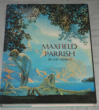 MAXFIELD PARRISH by Ludwig Coy (Hardback, 1974) Academy Editions