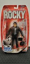 Rocky Series 1 Rocky Balboa Jakks Pacific - Action Figure Black Street Clothes