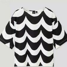 Uniqlo Marimekko Women Short Sleeve 100% Cotton, Size M, BNWT