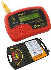 PEAK ATLAS e RJ45 CAT5 CAT5E CAT6 Ethernet Cavo di Rete Tester Analizzatore UTP05