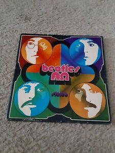 THE BEATLES Alpha Omega Vol. 1 Box Set 4-LP ATRBH-3583 vinyl record