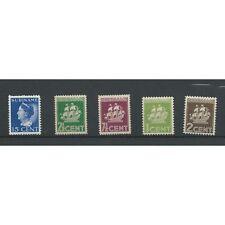 Suriname  194, 195-196, 200, 201  MH/ongebr  CV 65 €