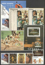 Olympiade 1988, Olympic Games - Guyana - ** MNH