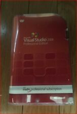 (SEALED) Microsoft Visual Studio 2008 Professional Pro full version