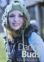 KNITTING PATTERN Ladies Bobble Chullo Hat Ear Flaps Pom Pom Ties Rowan Chunky