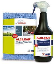ALCLEAR® Set SCHNELLVERSIEGELUNG 1000ml und 2-Seiten ALLROUNDER 71100SV