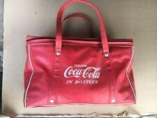 Vintage Coca-Cola Soft Bag Cooler