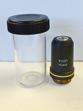 Leica 10X Microscope Objective 11519754 - BRAND NEW!