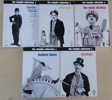Charlie Chaplin Collection Volume One DVD Warner Mk2 (Region 2 PAL, no ghosting)