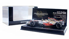 Minichamps McLaren MP4-23 2008 Lewis Hamilton World Champion Edition 1/43 Scale