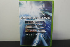 Dead Or Alive 2 Ultimate (Xbox) *Tested/Complete
