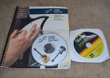 Play Guitar Book & Dvd Set - Lightly Used - Some bending on book - Cds Work
