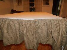 Chaps Ralph Lauren Rosemont Bed Skirt Full (J98a)