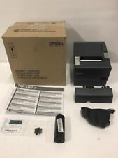 Epson TM-T88V Thermal Receipt Printer Power Plus C31CA85090