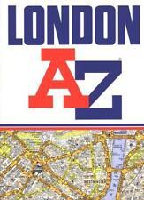 A to Z Street Atlas of London,Geographers' A-Z Map Company