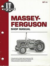 Massey Ferguson Tractor Manuals & Publications