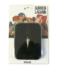 **License** Gurren Lagann Core Drill Metal Necklace #8312