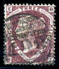 GB QV 1870, 1 1/2d. Lake Red,  SC32, SG52. VF Used