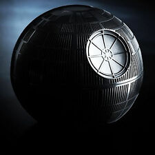 Star Wars Pewter Death Star Model / Box Officially Licensed by Royal Selangor
