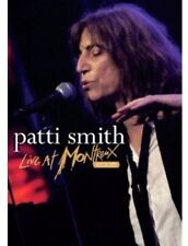 Patti Smith - Live at Montreux 2005 [New DVD]