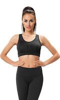 New Womens Fitness Dancing Yoga Cardio Adjustable Strap Underwire Sports Bra
