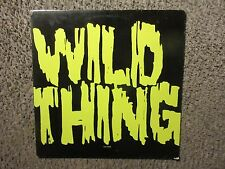 "X ""WILD THING""(LONG VERS.) b/w ""TRUE LOVE PT.#2"" DANCE MIX 1984 VG++ WLP OOP"