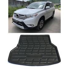 For Toyota Highlander Kluger 2009-2014 Rear Trunk Tray Cargo Mat Floor Protector