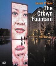 JAUME PLENSA The Crown Foundation 2008 HCDJ brand new Chicago