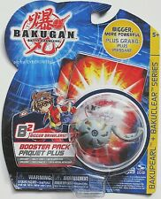 Bakugan RATTLEOID Gray Haos Toy Popup Figure Battle Brawlers B2 Sealed New 2009