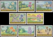 MONGOLIE  N°487/497** Fleurs 1969, MONGOLIA Landscape & Flowers Set MNH