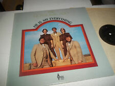 THE LIGHTHOUSE TRIO HE IS MY EVERYTHING LP RARE PRIVATE GOSPEL NM RECORD