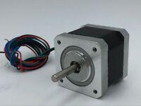 42BYG 4Wire 2ph Stepper Motor 57oz.in Nema17 Single Shaft For CNC 3D Printer