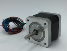 42BYG 4Wire 2ph Stepper Motor 57oz.in Nema17 Single Shaft For CNC 3D Printer