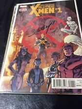 Marvel All-New X-men 1 2016 signed by Mark Bagley 100% Benefits Hero Initiative