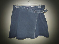 *TOPSHOP MOTO Jean Skirt ~ NEW ~ Size 28*